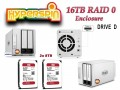 16TB Hyperspin Drive RAID Western Digital